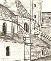 Barfleur church
