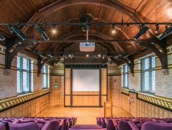 Bateman Auditorium, Caius College, Cambridge