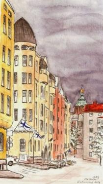 Helsinki (Juhannus - Midsummer)