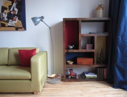 Living room, Hope Street, Glasgow 2