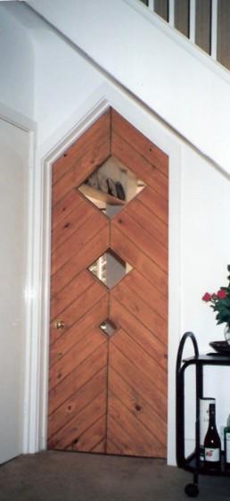 New door, London