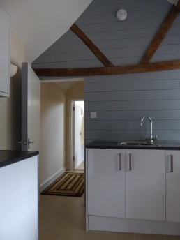 Outbuilding conversion, Culham